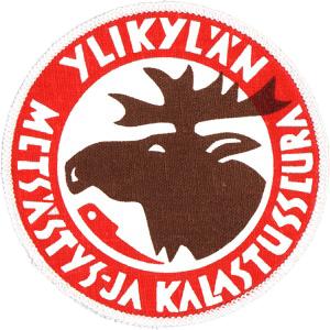 Ylikylän metsästys- ja kalastusseuran logo