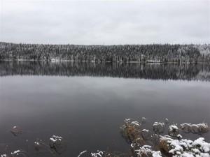 Tunturijärvi ja ensilumi 17.10.2016 (Custom)